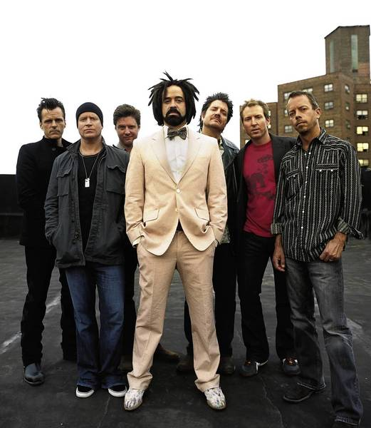 Counting Crows performs July 22 at The Susquehanna Bank Center as part of the Xponential Festival.