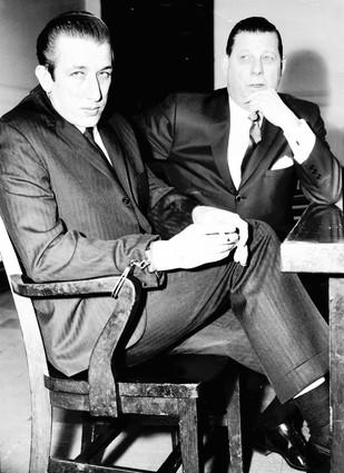 Richard Speck and Gerald Getty, 1967
