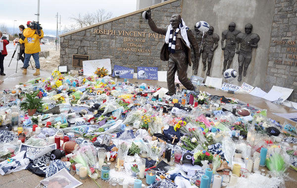 Despite what seems like an almost universal frenzy to vilify Joe Paterno, most readers responding to Sunday's column, which discussed the lack of due process he received, do not seem ready to tear down his statue or his legacy.