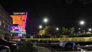 AURORA, Colo. (AP)- A former medical student in a gas mask barged into a crowded Denver-area theater during a midnight showing of the Batman movie on Friday, hurled a gas canister and then opened fire, killing 12 people and injuring at least 50 others in one of the deadliest mass shootings in recent U.S. history.