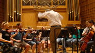 Photos: WSU Summer Orchestra