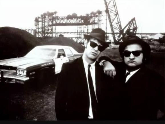 "The 1980 film ""The Blues Brothers"" will be screened at The Naro on July 20, 2012."