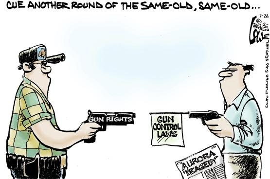 Colorado shooting tragedy