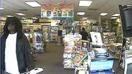 Sheriff's are trying to find a serial robber believed to be responsible for robbing three area GameStop stores at gunpoint – all within one-hour of each other.