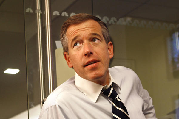 Brian Williams, anchor of NBC Nightly News, will head to Aurora, Colo.