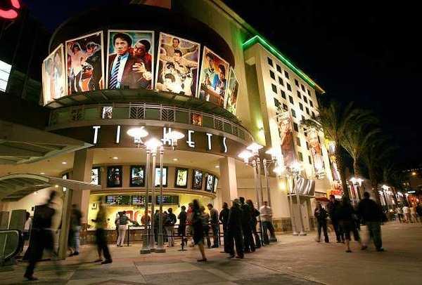My Favourite Cinemas