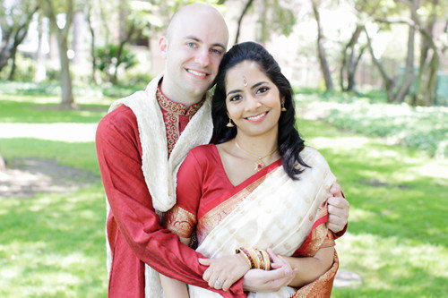 Eric Olmon and Chethana Kulkarni