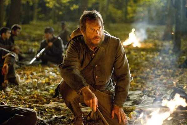 Kevin Costner, who stars in the History Channel's 'Hatfields & McCoys' miniseries, also provides some of the music in the show with his band Modern West
