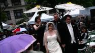 Audrey Grahame and Jeff Raden: Finding love at Lit Fest