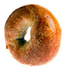 LOS ANGELES, CA-APRIL 9, 2012:  A plain bagel contains 1 1/4 tsp of sugar.  (Mel Melcon/Los Angeles Times)