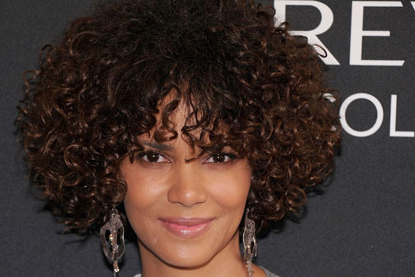"Halle Berry had a fall at work Tuesday night and sustained a minor head injury that sent her briefly to the hospital. The 45-year-old actress was shooting a fight sequence for her latest flick, ""The Hive,"" when she fell and hit her head, <a href=""http://latimesblogs.latimes.com/lanow/"">L.A. Now</a> reported.  <br><br> <strong>More:</strong> <a href=""http://www.latimes.com/entertainment/gossip/la-et-mg-halle-berry-fall-injured-hospital-the-hive,0,4964690.story"">Full story</a> 