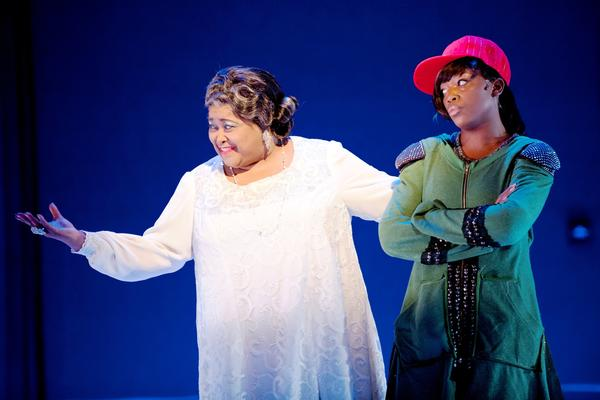Regina Taylor's ¿Crowns¿ ¿ a hit on the regional-theater circuit a decade ago ¿ has been reconceived as a story with roots in Englewood. The show now is not just a gospel-fused celebration of African-American women and their eye-popping Sunday headgear, but a meditation on the potential redemptive powers of the proud matriarchs of the South when it comes to saving one of Chicago's troubled daughters. This is a populist, unabashedly spiritual show especially beloved by African-American women. And in the midst of this most violent of summers, the impulse to move the frame to Chicago and expand the score with hip-hop and was a good one. The subtext of ¿Crowns¿ ¿ that learning about honor and community is the best way to prevent young blood in the city streets ¿ is moving indeed. <br><br><i>Through Aug. 5 at the Goodman Theatre, 170 N. Dearborn St.; $31-$88 at 312-443-3800 or goodmantheatre.org</i>