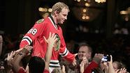 Chicago Blackhawks forward Patrick Kane met with the media for the first time since unflattering photos of him partying in Madison, Wis., were published on the Internet and didn't shy away from any questions.