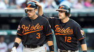 CLEVELAND — The Orioles have been victims of the big inning recently, when everything seemingly collapses around the starting pitcher.