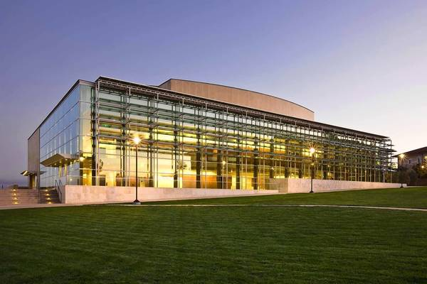 McCarthy Building Cos. was awarded for its work at Soka University, including the Aliso Viejo school's Performing Arts Center, pictured. The construction company is based in Newport Beach.