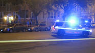 At least 22 people were shot, three fatally, across the city Friday night and Saturday morning.