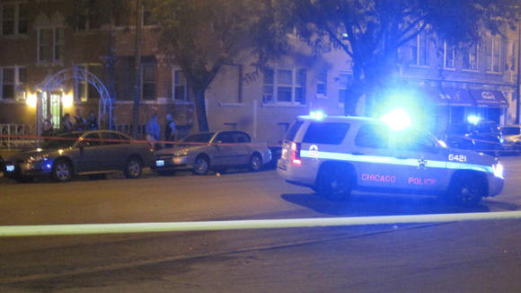 A 19-year-old man was shot and killed just east of Austin Boulevard on Lake Street.