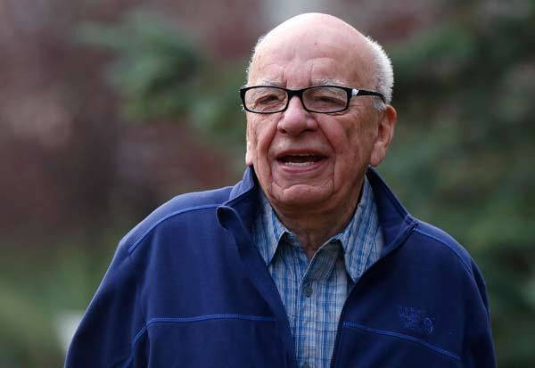 rupert murdoch essay Rupert murdoch: scotland yard want interview about crime at his uk papers rupert murdoch with his sons lachlan, left, and james, right photograph.