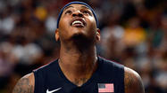 Anthony seems to shine brightest on the Olympic stage, but his ultimate goal remains an NBA title
