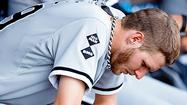Sox fall out of 1st with 7-1 setback