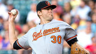 Tillman bounces back as Orioles beat Indians, 3-1, for 4th straight win