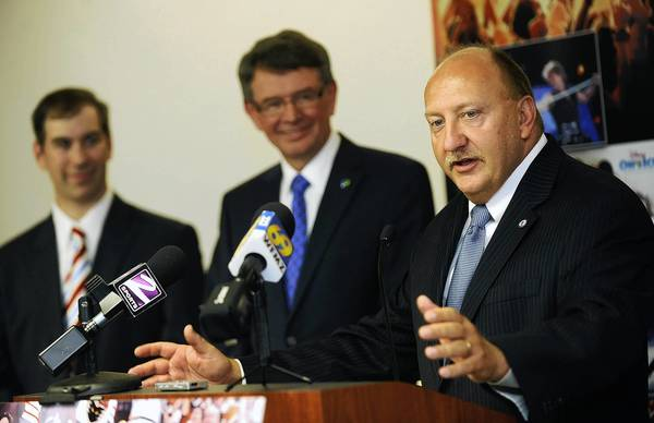 Allentown Mayor Ed Pawlowski hopes the city will soon begin squeezing revenue out of ads plastered on everything from public trash receptacles to digital billboards built on city property.