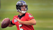 As training camp nears, Flacco not stressing about potential contract extension