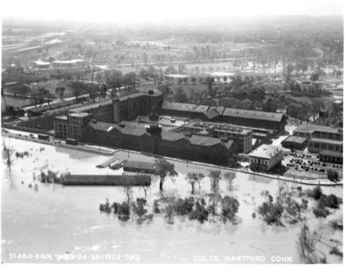 Colt during the Flood of '38.