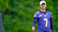 Ravens camp competition: Kicker