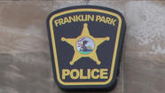 Franklin Park police logo. Chuck Berman/ Chicago Tribune