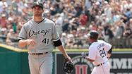 DETROIT — The White Sox returned home Sunday night with more than just the unfamiliar feeling of falling to second place during their five-game losing streak punctuated by a 6-4 loss to the Tigers that completed their first series in which they were swept.