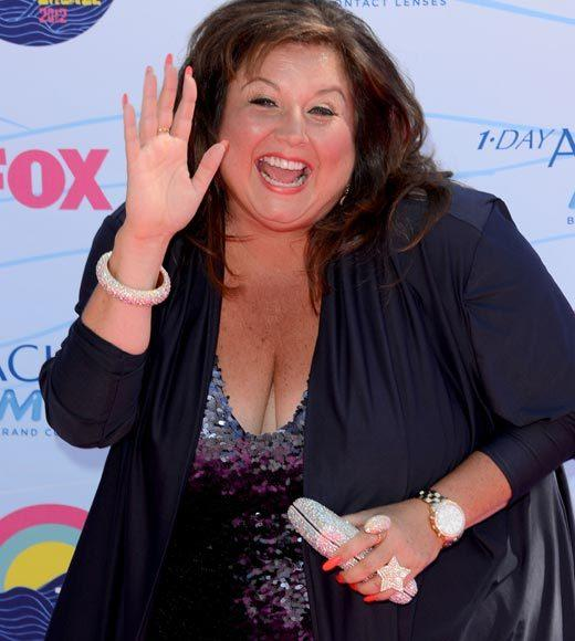 2012 Teen Choice Awards red carpet arrival pics: Abby Lee Miller