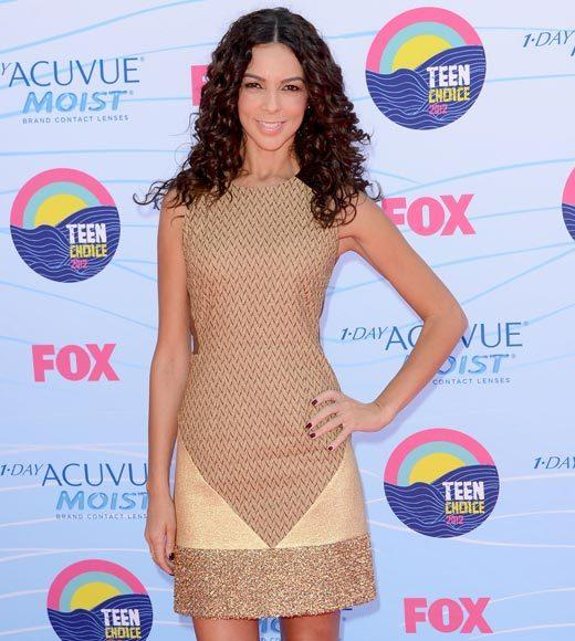 2012 Teen Choice Awards red carpet arrival pics: Terri Seymour