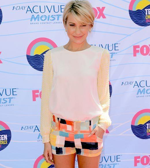 2012 Teen Choice Awards red carpet arrival pics: Chelsea Kane