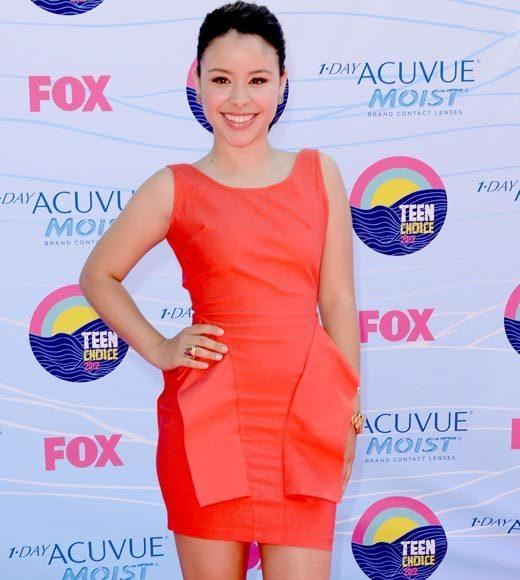 2012 Teen Choice Awards red carpet arrival pics: Cierra Ramirez