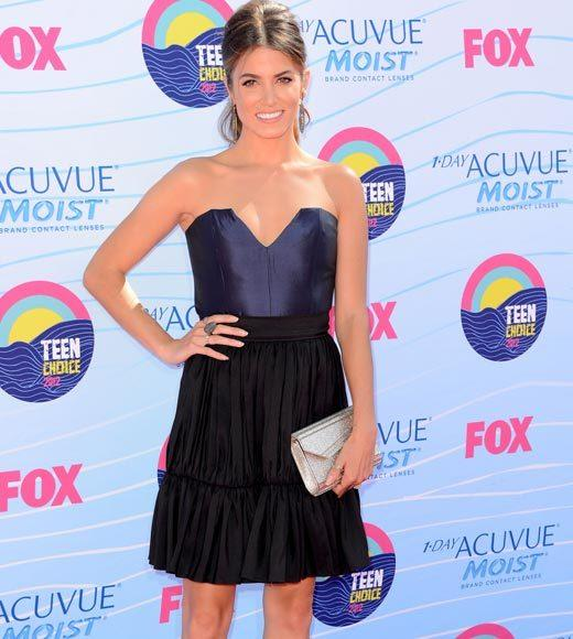 2012 Teen Choice Awards red carpet arrival pics: Nikki Reed