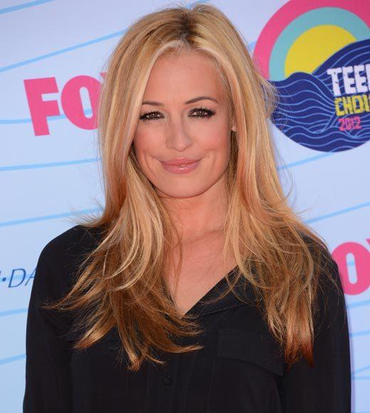 2012 Teen Choice Awards red carpet arrival pics: Cat Deeley