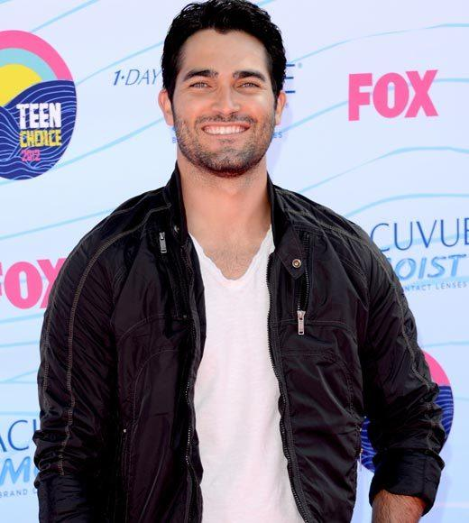 2012 Teen Choice Awards red carpet arrival pics: Tyler Hoechlin