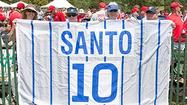 COOPERSTOWN, N.Y. — Ron Santo had to die to get into the Hall of Fame. It shouldn't have happened but it did, and everyone knows it.