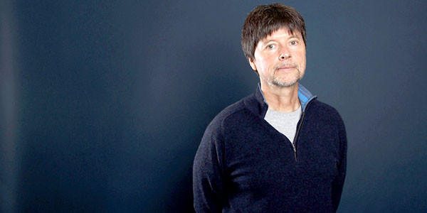 Filmmaker Ken Burns.