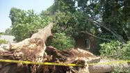 Governor Bob McDonnell has requested federal assistance following the derecho storms June 29-30 that caused widespread damage and knocked out power to thousands.