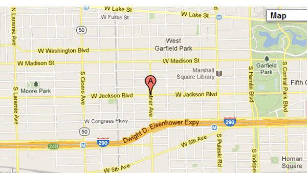 Emergency crews on scene of West Side shooting