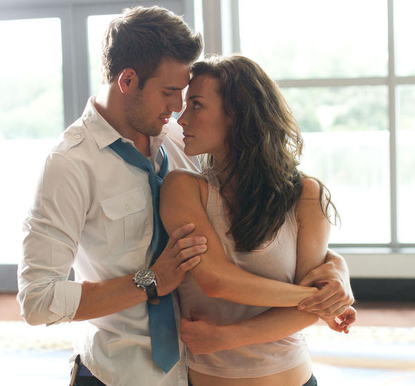 "Ryan Guzman and Kathryn McCormick in ""Step Up Revolution"""