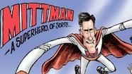 Mitt Romney, man of mystery