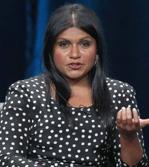 Overheard at 2012 Summer TV Press Tour: Im gonna turn into a monster. I cant handle it. -- Mindy Kaling on starring in and creating her own show.