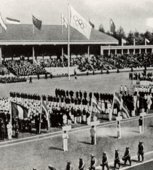 Olympic Games: Opening ceremonies throughout the years: Antwerp