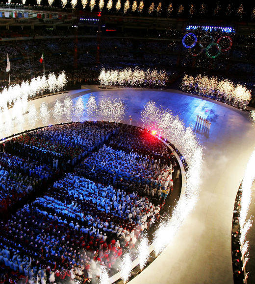 Olympic Games: Opening ceremonies throughout the years: Turin