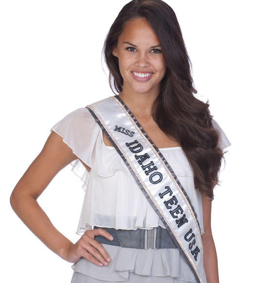 Miss Teen USA 2012 Contestants Pictures: Kimberly Layne, Miss Idaho Teen