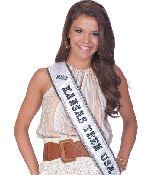 Miss Teen USA 2012 Contestants Pictures: Katie Taylor, Miss Kansas Teen