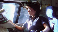 Sally Ride, the first American woman to fly in space, died Monday after a 17-month battle with pancreatic cancer, her company said. She was 61.
